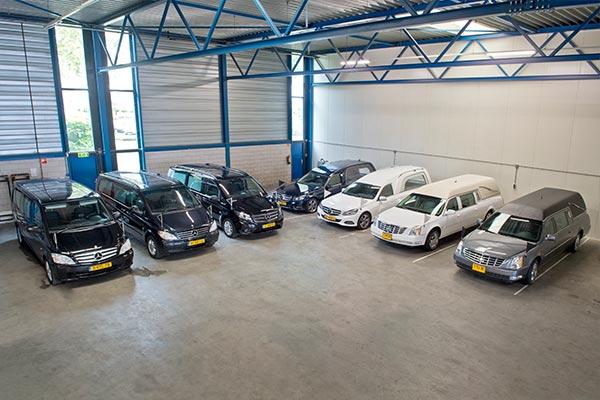 Bedrijfspand Straver Mobility Uitvaartvervoer