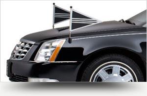 Collectie zwart rouwvervoer - Straver Mobility Uitvaartvervoer. Rouwauto. Volgauto. Mercedes. Cadillac.