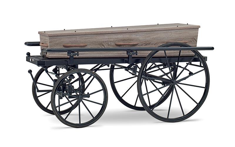 Loopkoets - Straver Mobility Uitvaartvervoer