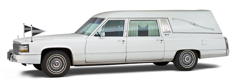 Cadillac Rouwauto, Amerikaanse Oldtimer uit 1990