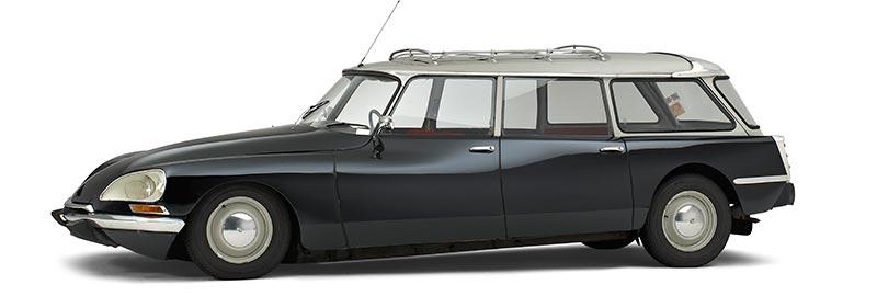 Citroën DS Rouwauto Oldtimer