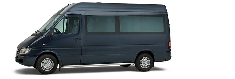 Mercedes Rolstoelvervoer - Straver Mobility Uitvaartvervoer