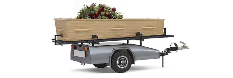 Motor Casket trailer